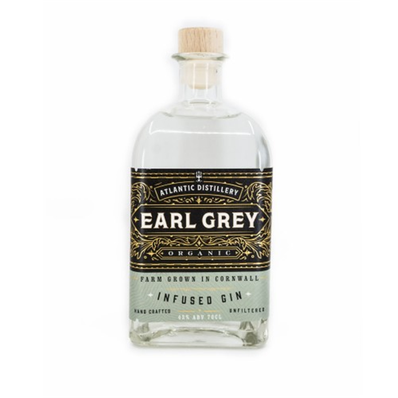Atlantic Distillery Cornish Tregothnan Earl Grey Gin