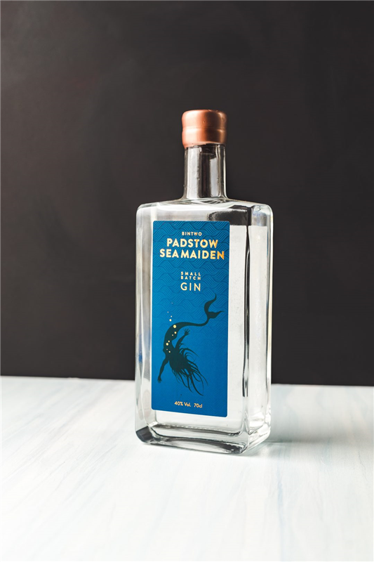 OUT OF STOCK Padstow Mermaid Gin 70cl (40%)