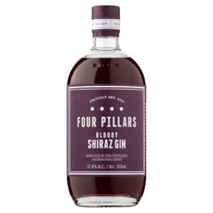 Four Pillars Bloody Shiraz 70cl (37.8%)