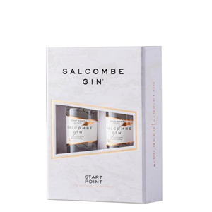 OUT OF STOCK Beautiful Salcombe Gift Set 2 x 5cl