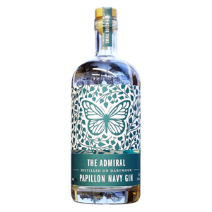 Papillon The Admiral Gin 57% 35cl