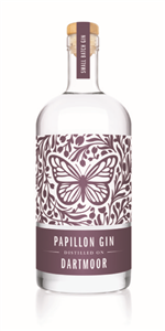 Papillon Dartmoor Gin 42% 35cl